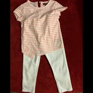 7 For All Mankind Toddler Outfit